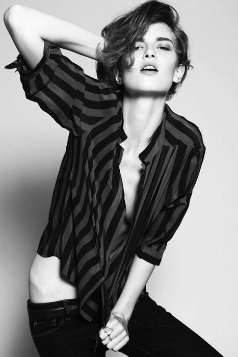 [freshly on board] Madison Leyes @ Nathalie Models | fashion01 | Scoop.it