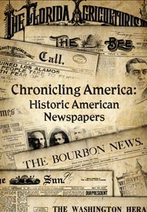 Topics in Chronicling America | Common Core ELA | Scoop.it