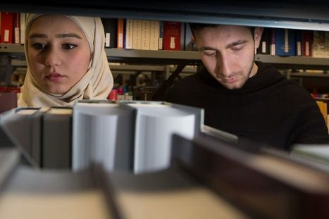 Starting from zero again: Luxembourg's university helps refugees turn new page in their lives | #Integration | Luxembourg (Europe) | Scoop.it