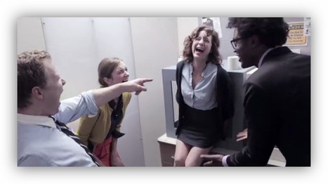 Office flips out over 3D printer in hilarious Funny or Die video | Funny | Scoop.it