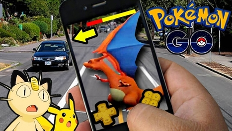 Japan: Another woman dies in Pokemon Go related road accident | Location Is Everywhere | Scoop.it