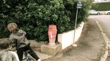 Course et cartographie des hydrants (PEI) | Le blog d'Eric Pommereau | Cartes libres et médiation numérique | Scoop.it
