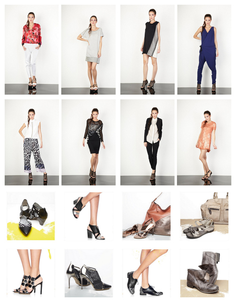 IXOS Shoes and Apparel - Spring Summer Collection 2014   Le Marche & Fashion   Scoop.it
