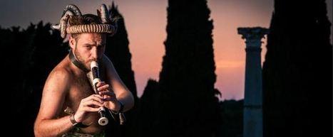 Vuelven las visitas guiadas nocturnas y gratuitas a Itálica | LVDVS CHIRONIS 3.0 | Scoop.it