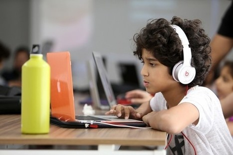 For one Dubai start-up, computer coding is child's play | The National | Technology in Education | Scoop.it