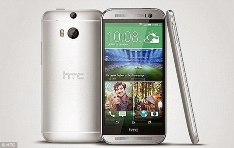 HTC's One M9 could launch next week: Leaked details claim device will have a 5-inch Screen and 21MP Camera   Rosand Post   NDAWULA ROBERT   Scoop.it