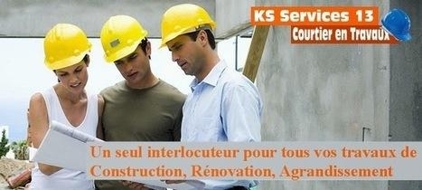KS Services 13: Société de construction et rénovation Bâtiment : Bouches du Rhône | Courtier en travaux Bouches du Rhône | Scoop.it
