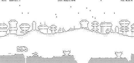 Ascii Patrol | ASCII Art | Scoop.it