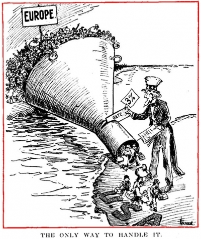 Primary Source #2 | Anti-Immigration Laws in 1920's | Scoop.it