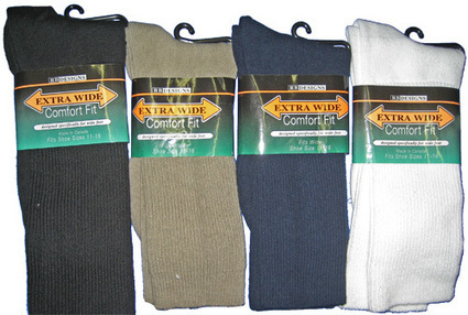 Extra Wide Socks – Where To Buy Them? | Shopping | Scoop.it