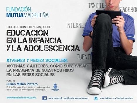 Jóvenes y redes sociales: víctimas y autores | REPORTARTE Noticias y Comunicación | Redes sociales y adolescentes | Scoop.it
