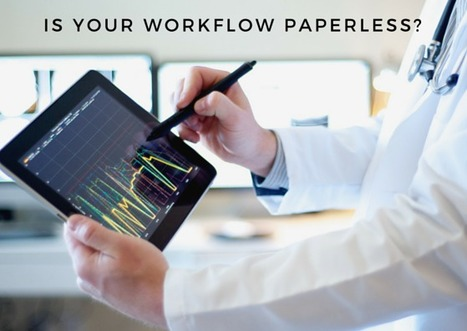Is your hospital really paperless? | EHR and Health IT Consulting | Scoop.it