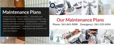 Jupiter Plumbing Company | Plumbing Services | Scoop.it