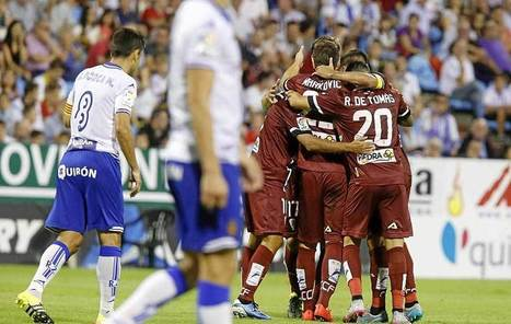 Zaragoza, un 'déjà vu' - Marca.com | #REALZARAGOZA | Scoop.it
