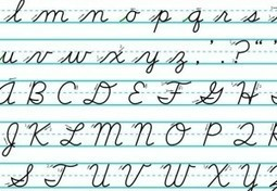 Does Cursive Need to Be Taught in the Digital Age? | NEA Today | Common Core Oklahoma | Scoop.it