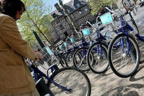 A Rennes, le Vélo Star, c'est aussi pour les entreprises | Ouest France Entreprises | Développement durable pour les entreprises et les collectivités | Scoop.it