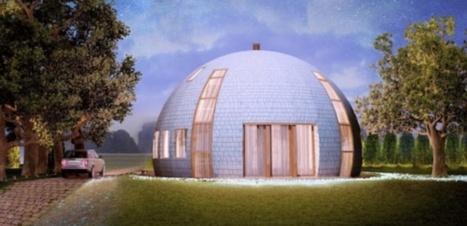 Moscou : pourquoi pas des igloos en bois ?   Dans l'actu   Doc' ESTP   Scoop.it
