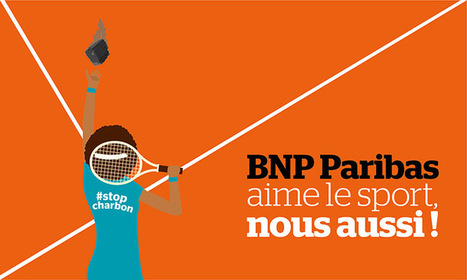 CHARBON : BNP Paribas rate le tir, le match commence ! - Les Amis de la Terre | Planete DDurable | Scoop.it