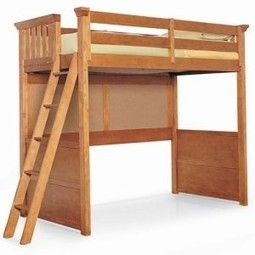 loft beds for adults | Loft Bed with Slide | Scoop.it