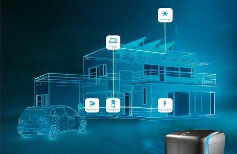 Daimler Starts Selling Home Energy Storage Units | The Zero Emission Alternative | Scoop.it