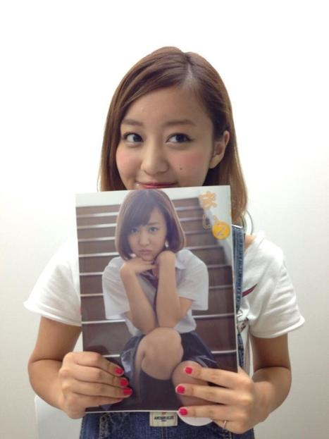 Twitter / C-ute : Mai Hagiwara | The Blog's Revue by OlivierSC | Scoop.it