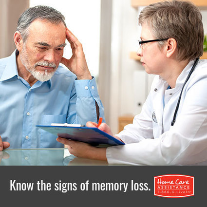 What is the Dementia and what are the Signs? | Home Care Assistance of Scottsdale | Scoop.it