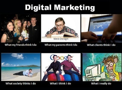 Digital Marketing | What I really do | Scoop.it