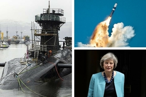 Poll: Should Trident be replaced? | My Scotland | Scoop.it