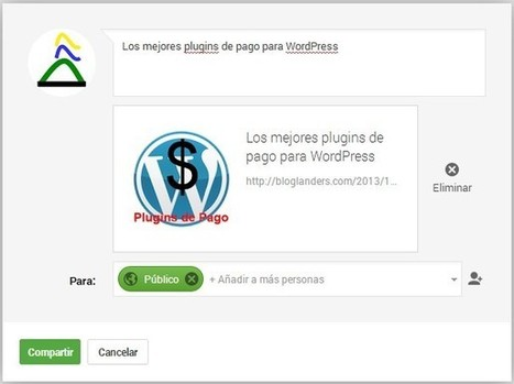 Google+ y el SEO, cómo integrarlo en tu web   Links sobre Marketing, SEO y Social Media   Scoop.it