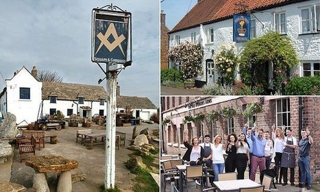 Charming Norfolk village pub named the best in Britain | Jokes and Funny Stories around the Globe | Scoop.it