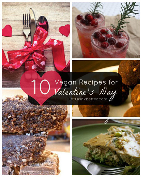 10+ Vegan Valentine's Day Recipes | Health and Beauty | Scoop.it