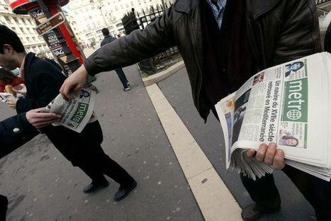 «Metronews», le papier aubout durouleau   Libération   CLEMI. Infodoc.Presse  : veille sur l'actualité des médias. Centre de documentation du CLEMI   Scoop.it