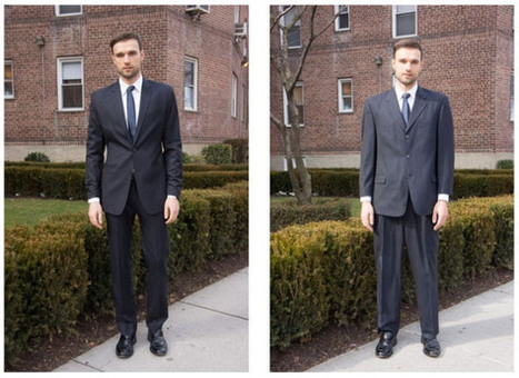 How 3D body scanning will help you find a suit that actually fits | Fashionitis | Scoop.it