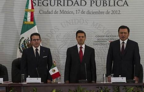Los 6 puntos del plan de Seguridad del gobierno de Peña   politica en mexico   Scoop.it