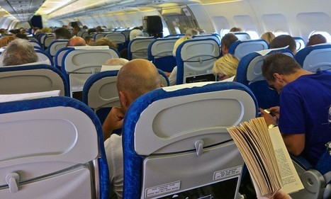 Fliers pay up to 8 times as much for seats as the person next to them | Morning Radio Show Prep | Scoop.it