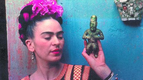 Diez frases para recordar a Frida Kahlo   Comunicación cultural   Scoop.it