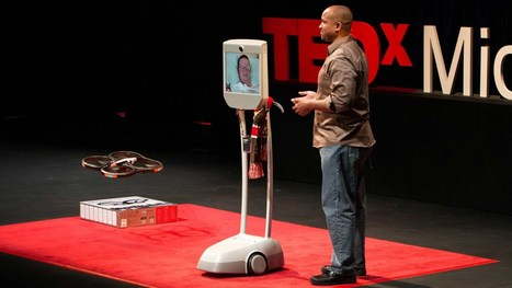 Henry Evans And his Telepresence Robot - The Assistive Technology Daily | OT mTool Kit | Scoop.it