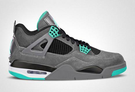 "Air Jordan IV Retro ""Green Glow"" | Genuine by Anthony | Fashion . Art . Music . Entertainment | Scoop.it"
