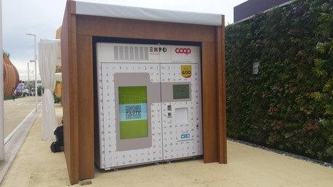 WIB Machine | A a fully automatic, modular, e-commerce enabled vending store! | Qhaosing® | Scoop.it