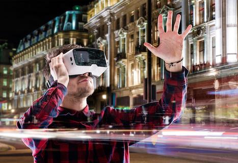 Réalité virtuelle et augmentée: ce que va représenter le marché en 2025   Transition Digitale de l'Entreprise   3D   Scoop.it