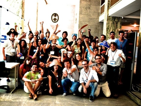 A big Arrr to our awesome Pirates | Startup Pirates @ Lisboa | Startup Sage PT | Scoop.it