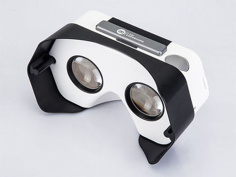 Affordable VR Smartphone Headsets : smartphone virtual reality | Mobile Technology | Scoop.it