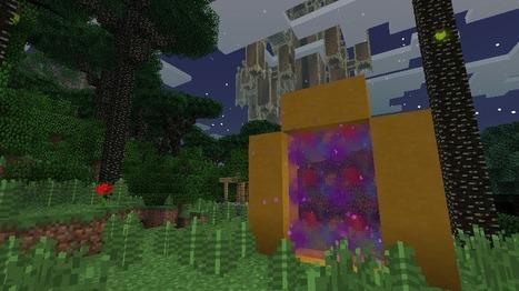 Colourful Portals Mod 1.6.4/1.6.2 | Minecraft 1.6.4 Mods | Scoop.it