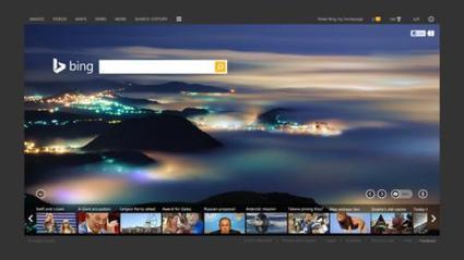 Bing si rifà il look | My technocorner | Scoop.it