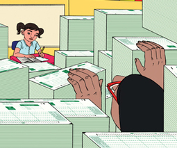 We Aren't Using Assessments Correctly | Beyond the Stacks | Scoop.it