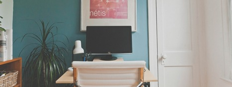 How Telecommuting is Shaping the Modern Office | Lease Office Space | Scoop.it