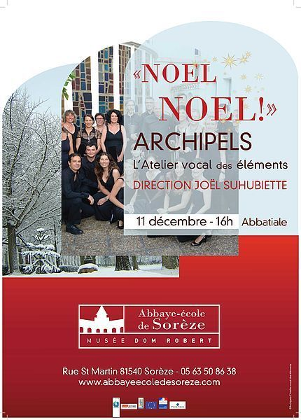 Sorèze. Concert de Noël | La culture à Revel | Scoop.it