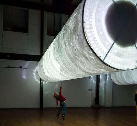 Interactive Thunderstorm Installations | Cabinet de curiosités numériques | Scoop.it