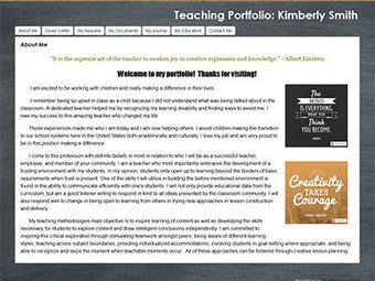 Create Your Free Professional Career Portfolio Website | Wiki_Universe | Scoop.it