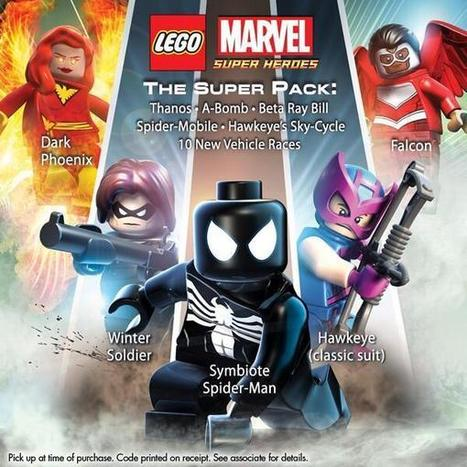 LEGO Marvel Super Heroes : The Super Pack (DLC) | Hoth Bricks | Scoop.it